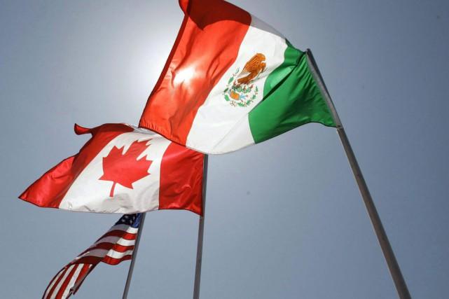 Les responsables américains et mexicains continueront de travailler... (PHOTO ARCHIVES AP)