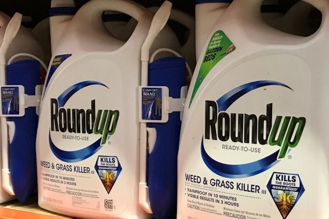 L'herbicide a causé de graves dommages au plaignant,... (Photo Mike Blake, Archives REUTERS)