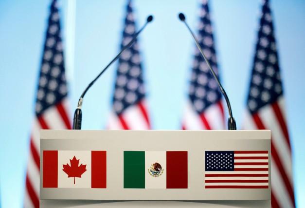 Le gouvernement fédéral se retrouve dans l'attente quant aux négociations sur... (Photo Edgard Garrido, Archives Reuters)
