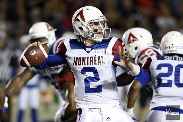 Johnny Manziel... (Photo La Presse canadienne)
