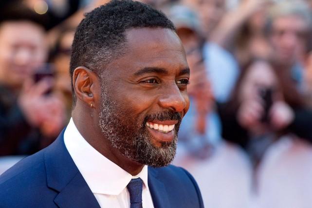 L'acteur Idris Elba à la première du film... (PHOTO FRANK GUNN, ARCHIVES LA PRESSE CANADIENNE)