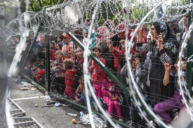 Selon un décompte de Médecins sans Frontières, plus... (ARCHIVES AFP)