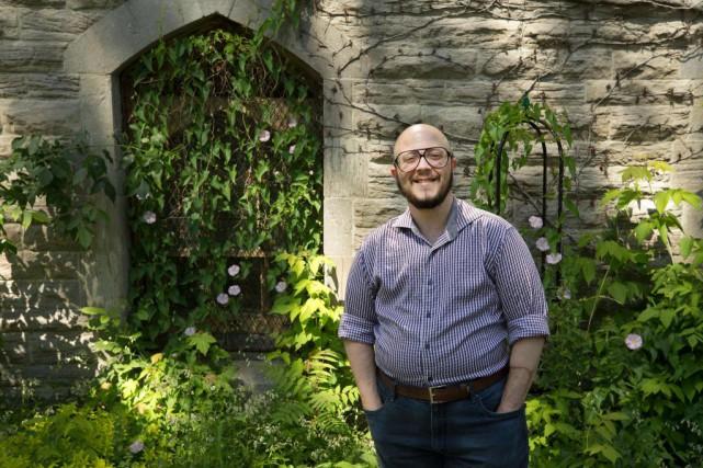 Julien Leroux-Richardson, 32 ans, Montréal-Est... (Photo Robert Skinner, La Presse)
