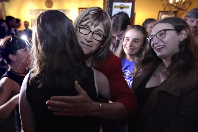 nouvel ordre mondial | Une première femme transgenre pourrait devenir gouverneure