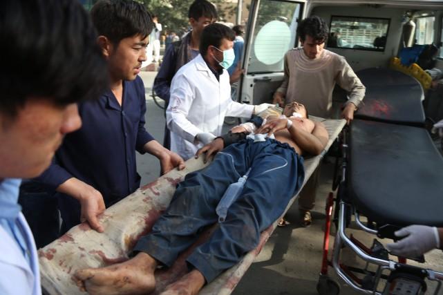 Afghanistan: un attentat-suicide fait au moins 25 morts à Kaboul