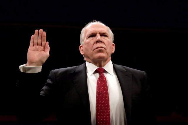nouvel ordre mondial | Trump révoque l'habilitation de sécurité d'un ex-chef de la CIA
