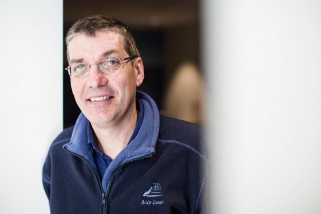 Éric Hamel, 53 ans, Radisson, employé d'Hydro-Québec.... (Photo Edouard Plante-Fréchette, La Presse)