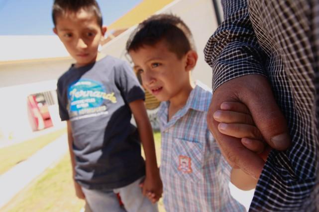 nouvel ordre mondial | Plus de 500 enfants migrants encore détenus aux États-Unis