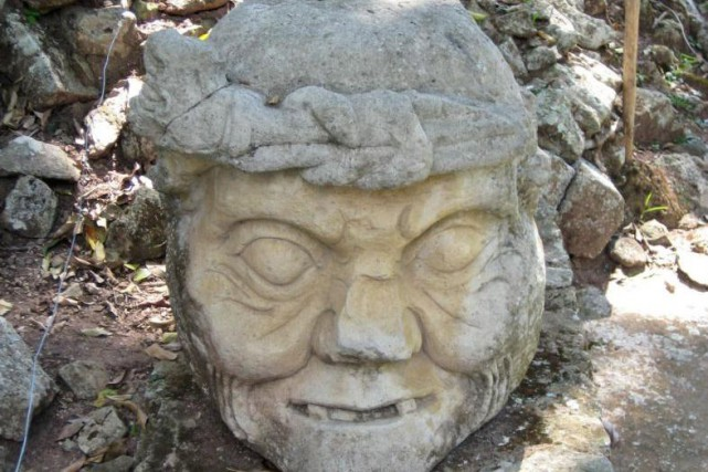 La civilisation maya apparaît à la base de... (Photo fournie par PeterDouglas)