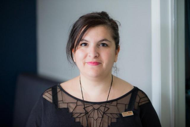 Nabila Bedjbedj, 32 ans, Alma, agente de développement... (Photo Edouard Plante-Fréchette, La Presse)