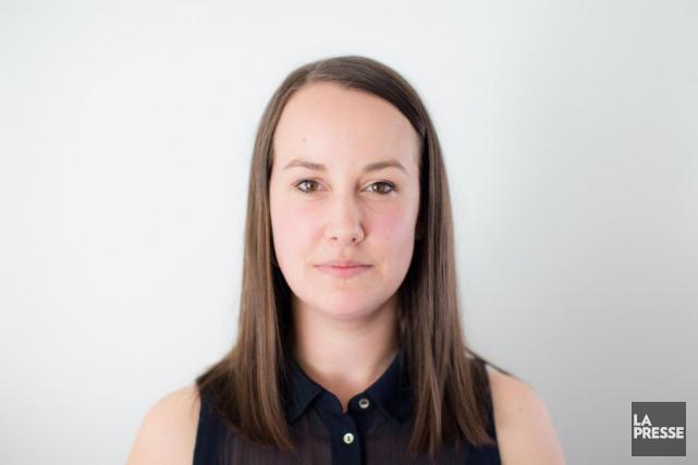 Alexandra Gravel, 29 ans, Chicoutimi (Saguenay), orthophoniste.... (Photo Edouard Plante-Fréchette, La Presse)