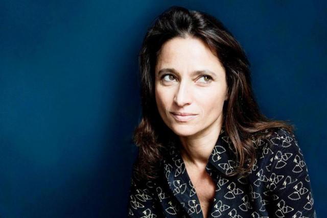Nina Bouraoui... (photo fournie par l'éditeur)