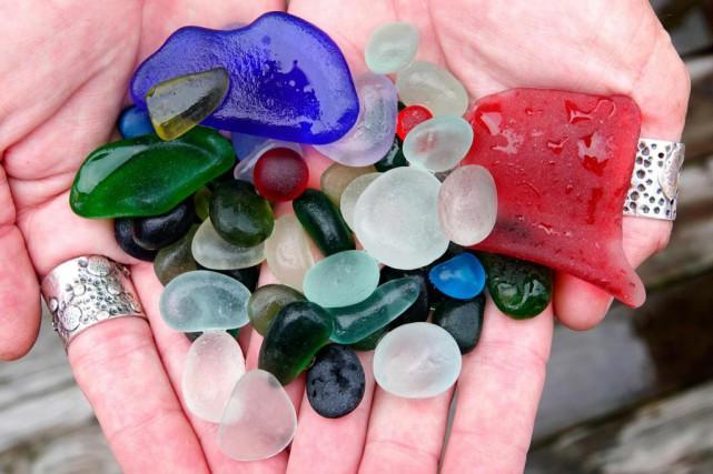 «Au début, j'étais fasciné par les différentes couleurs... (Photo Bernard Brault, La Presse)