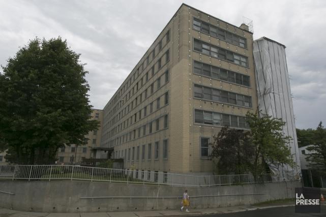 Le pavillon Rachel-Tourigny de l'hôpital Maisonneuve-Rosemont.... (Photo François Roy, La Presse)