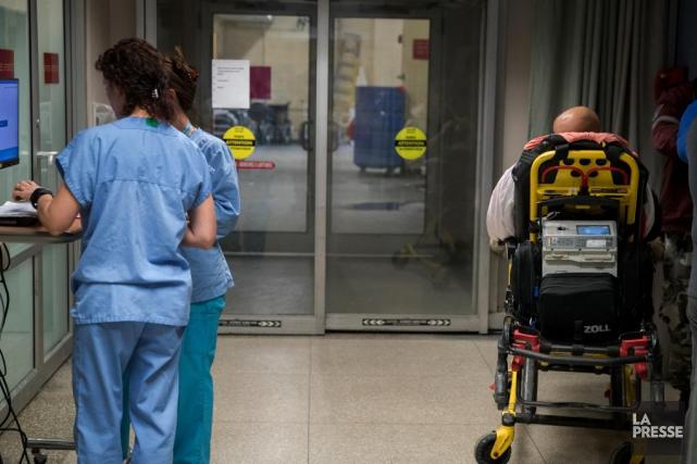 Les super-infirmières veulent davantage de pouvoir.... (La Presse Marco Campanozzi, Archives La Presse)
