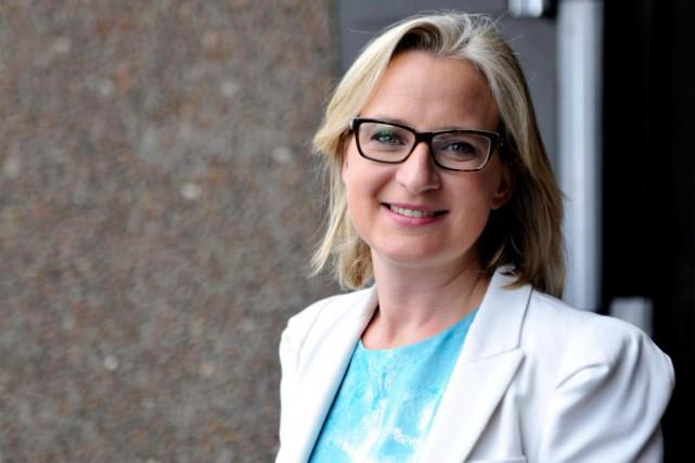 Emmanuelle Latraverse a occupé le poste de chef... (PhotoDenis Beaumont, archives La Presse canadienne)