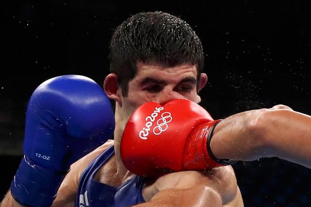 La boxe était un des six sports originels... (PHOTO YVES HERMAN, ARCHIVES REUTERS)
