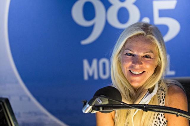 L'émission d'IsabelleMaréchal est présentée tous les jours de... (Photo Patrick Sanfaçon, La Presse)