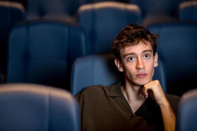 Cet automne, on verra ou entendra Théodore PellerindansGenèse,... (Photo Marco Campanozzi, La Presse)