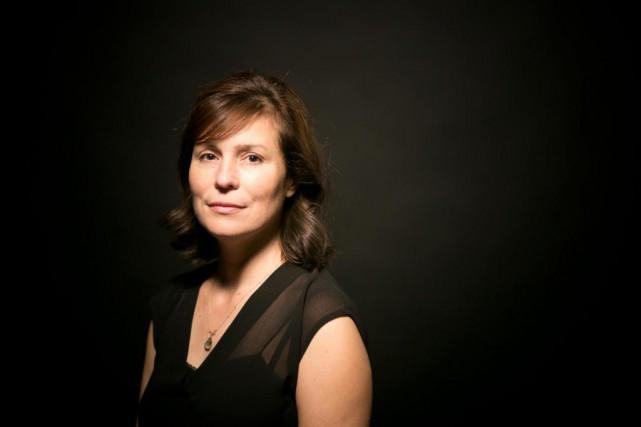 On sent que Dominique Fortier, elle-même discrète, admire... (Photo François Roy, La Presse)
