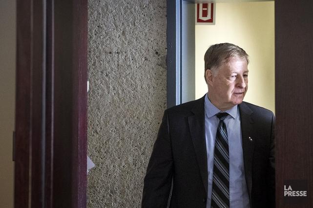 Le maire de Laval, Marc Demers.... (MARCO CAMPANOZZI, ARCHIVES LA PRESSE)