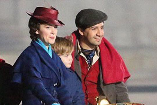 Emily Blunt dansMary Poppins Returns... (Photo fournie par la production)