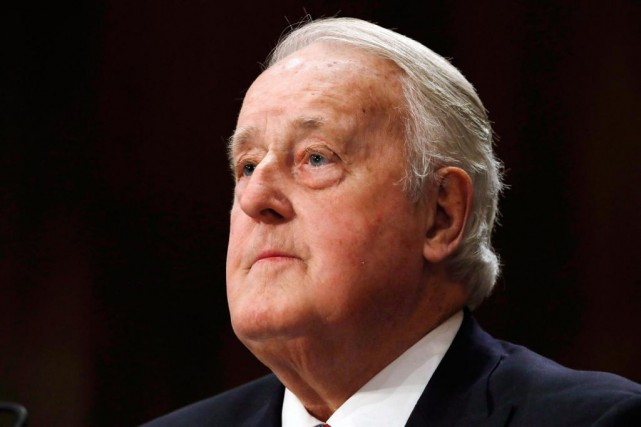 L'ancien premier ministre Brian Mulroney a enregistré un album destiné... (PHOTO Jacquelyn Martin, ARCHIVES LA PRESSE CANADIENNE)