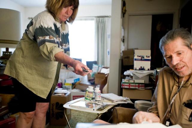 «Au Québec, près d'un adulte sur quatre est... (PHOTO LEAH NASH, ARCHIVES THE NEW YORK TIMES)