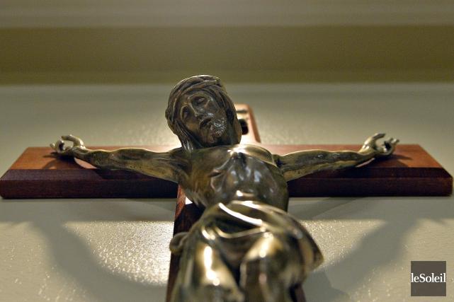 Dans un communiqué, l'Assemblée des évêques catholiques du... (Photo Pascal Ratthé, archives Le Soleil)