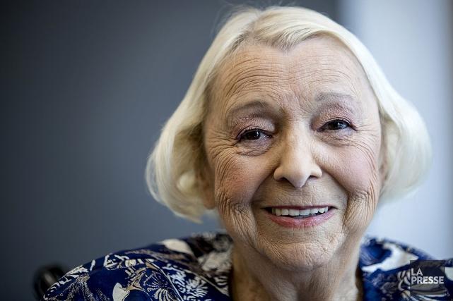 Lise Payette... (Marco Campanozzi, archives La Presse)