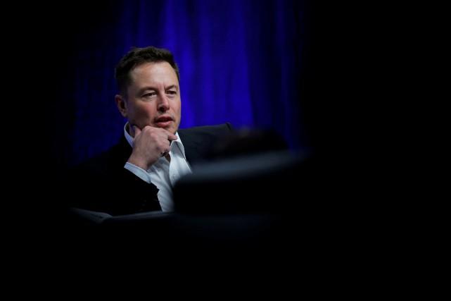En août, Elon Musk avait révélé son état... (Photo Brian Snyder, archives Reuters)