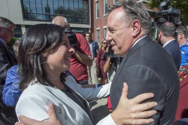 La mairesse Valérie Plante s'est dite satisfaite de... (Photo Ryan Remiorz, La Presse Canadienne)