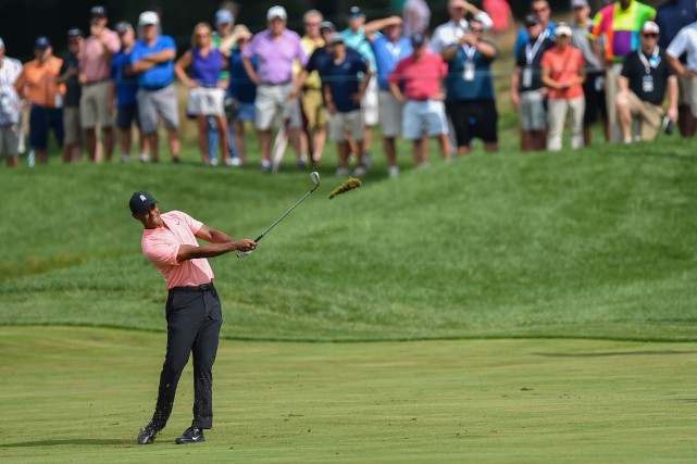 Tiger Woods... (Photo Eric Sucar, USA TODAY Sports)