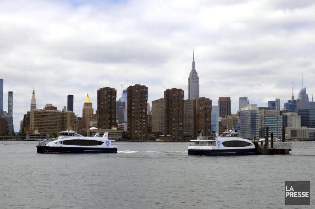 Brooklyn est désormais une destination en soi. Plusieurs de ses quartiers ont... (Photo Daphné Cameron, La Presse)