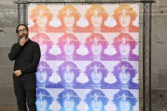 Le fils de Yoko Ono et de John... (Photo Stephen Groves, AP)