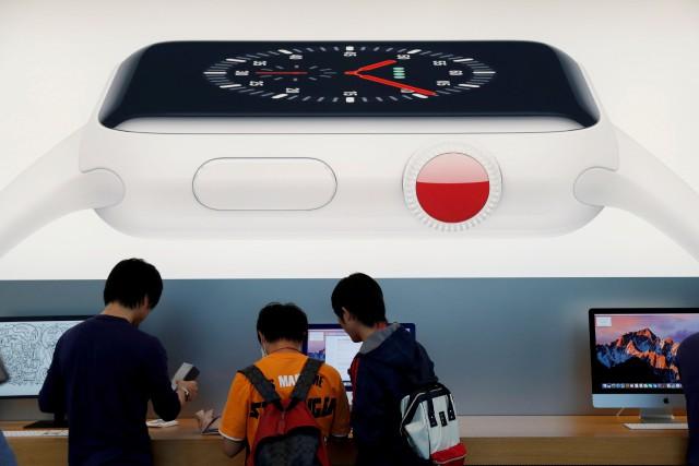 Très dépendante de la Chine, où l'entreprise fait... (photo Issei Kato, archives REUTERS)