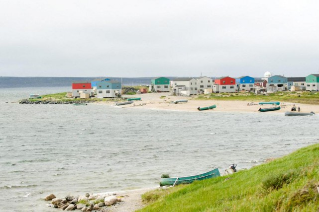 Le Nunavik ne compte aucun juge permanent et... (PHOTO GRAHAM HUGHES, ARCHIVES LA PRESSE CANADIENNE)