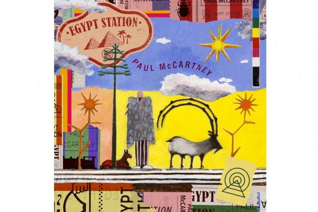 Egypt Stationde Paul McCartney... (Photo fournie par Capitol)