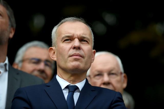 Le nouveau ministre de la Transition écologique et... (ERIC PIERMONT, AFP)