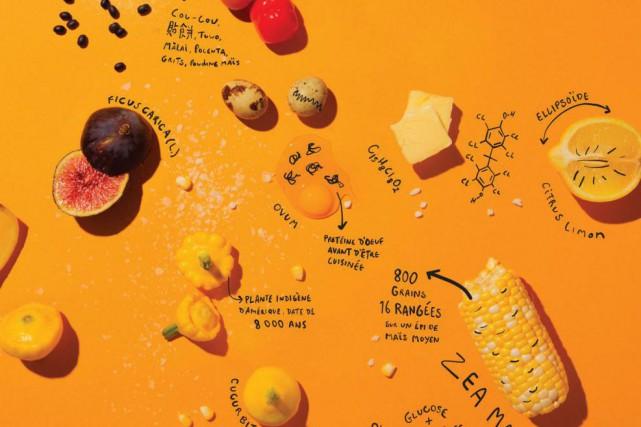 La série Essence culinaire au Centre Phi invite... (Photo fournie par Centre Phi)