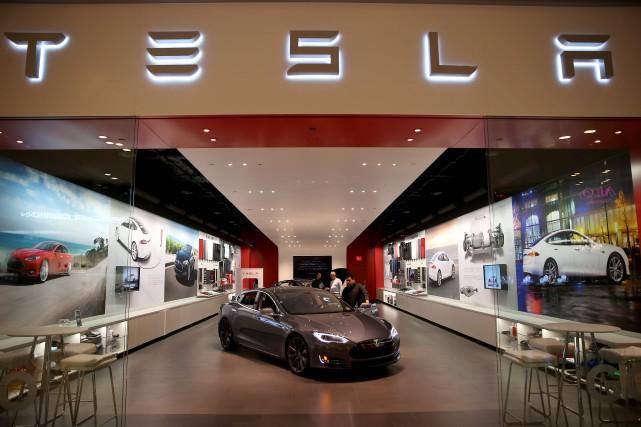 Tesla a promu le vétéran Jerome Guillen à... (photo AFP)