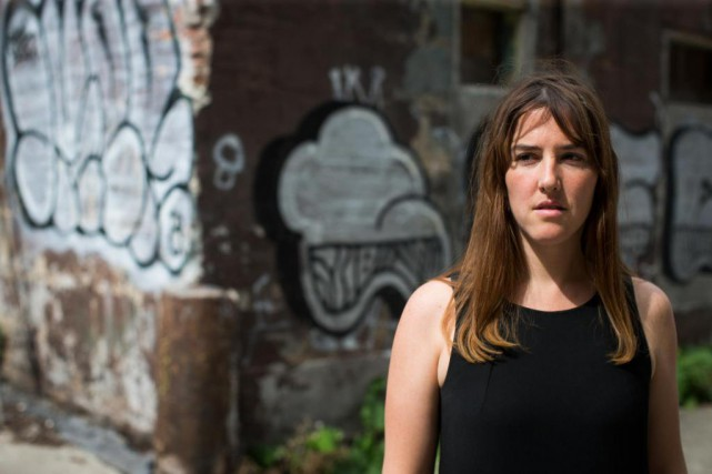 L'auteure et comédienne Florence Longpré présentera en janvier,... (Photo Olivier PontBriand, La Presse)