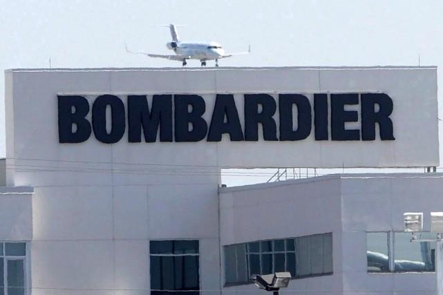 Le PDG de Bombardier, Alain Bellemare, était le... (Photo Ryan Remiorz, Archives La Presse Canadienne)