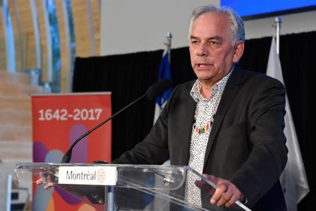 Pour Ghislain Picard, chef de l'Assemblée des Premières... (photo bernard brault, archives la presse)
