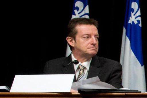 Luc Montya travaillé au ministère des Finances du... (Photo Jacques Boissinot, Archives La Presse Canadienne)