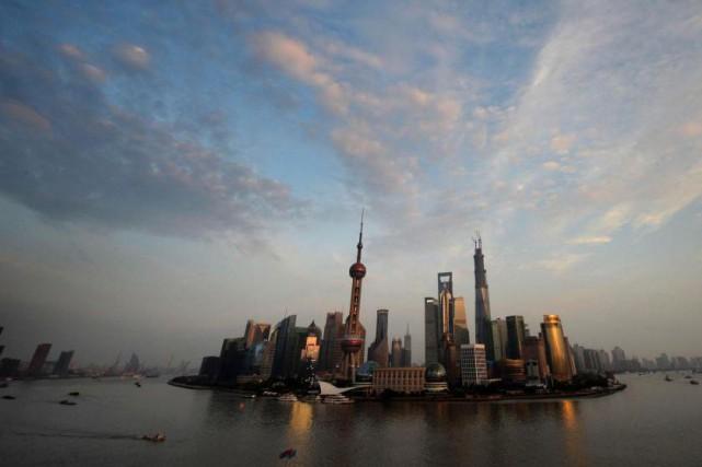 Shanghai... (photoMark RALSTON, archives agence france-presse)