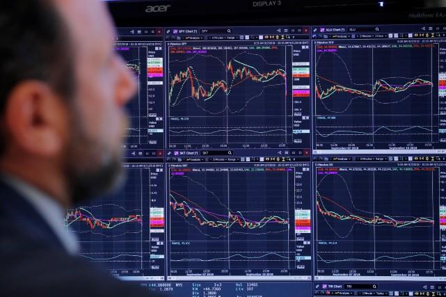 Les entreprises profitent de la montée des prix... (Photo Reuters)