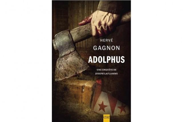 Adolphus... (Photo fournie par Libre Expression)