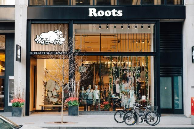La société torontoise Roots a affiché une perte... (THE CANADIAN PRESS)