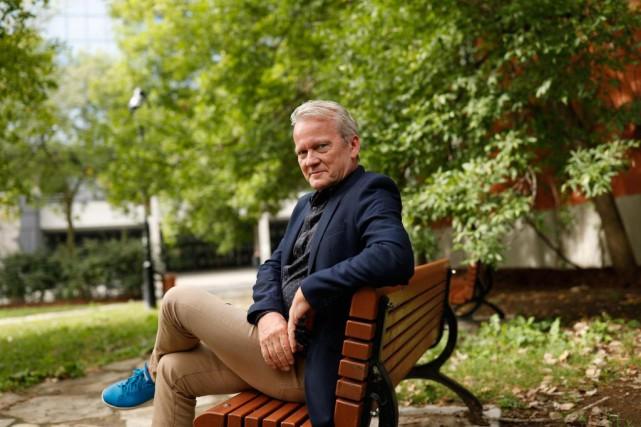 Pasi Sahlberg estprofesseur de politiques éducatives à l'Université... (Photo Martin Chamberland, La Presse)